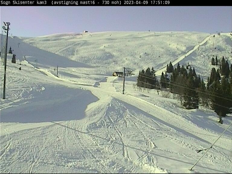 Sogn - skisenter; Mast 16